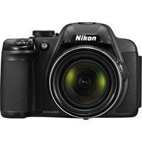 Nikon - Refurbished - Coolpix P520 GPS Digital Camera
