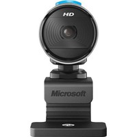 Microsoft - LifeCam Webcam - USB 2.0 - Silver