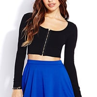 Enchanted Crop Top
