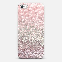 Girly Pink Snowfall iPhone & iPod case by Lisa Argyropoulos | Casetagram - BLACK FRIDAY