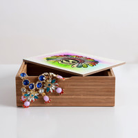 Chobopop Rainbow Warrior Jewelry Box