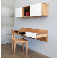 LAX Wall Mounted Desk | MASH Studios | HORNE