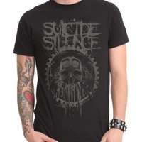 Suicide Silence Gear Head Slim-Fit T-Shirt