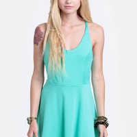 Sea Dive Knot Detail Dress