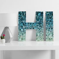 Lisa Argyropoulos Thirst Decorative Letters