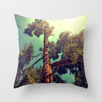 Majestic Throw Pillow by DuckyB (Brandi)