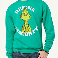 Naughty Grinch Sweatshirt | Sweatshirts & Hoodies | rue21