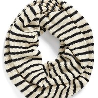 BP. 'Gift Box' Stripe Infinity Scarf (Juniors) | Nordstrom