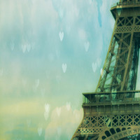 Paris Dreams Stretched Canvas by Ann B.