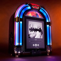 JUKEBOX DOCK BLUETOOTH