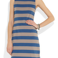 Chinti and Parker Striped organic cotton-jersey dress – 60% at THE OUTNET.COM