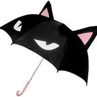 Emily the Strange Umbrella: Cat Ears -- eMerchandise