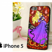 Aurora Stained Glass Disney Princess Hard Case for iPhone 4,iPhone 4s,iPhone 5,iPhone 5s,iPhone 5c,Samsung Galaxy s2 / s3 / s4