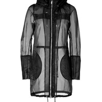 Maison Martin Margiela - Sheer Army Coat