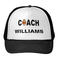 Coach - Football - Personalized