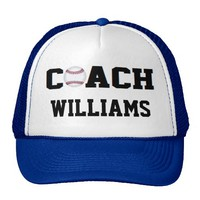 Coach - Baseball- Personalized