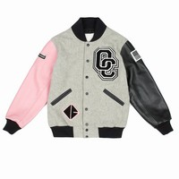 OPENING CEREMONY OC EXCLUSIVE VARSITY JACKET - MEN - OUTERWEAR - OPENING CEREMONY
