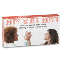 HEY GIRL HEY GUM