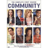 Community: Season 1 [3 Discs] (DVD) (Enhanced Widescreen for 16x9 TV) (Eng)