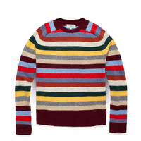 Brimfield Striped Sweater
