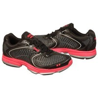 Athletics Ryka Women's Ambition Blk/Coral Rose/Slvr FamousFootwear.com