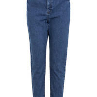 Mid Wash Mom Fit Jean - View All - New In