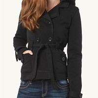 Sherpa Hooded Pea Coat | Coats | rue21