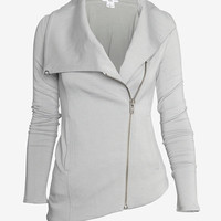 HELMUT Zip Up Jacket-All Jackets + Outerwear-Jackets + Outerwear-Clothing-Categories- IntermixOnline.com
