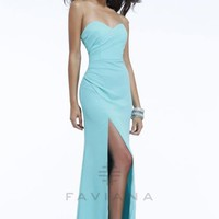 Faviana 7360 at Prom Dress Shop