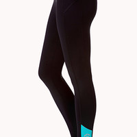 Reflective Skinny Workout Leggings