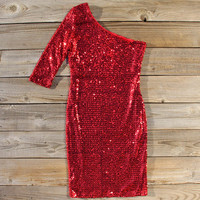 Little Sparkler Sequin Dress