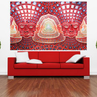 Alex Gray Psychedelic Trippy Art Large Posters - A0, A1, A2, A3 Sizes Available