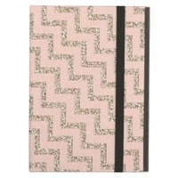 CHEVRON GLITTER Powis iCase iPad Cases