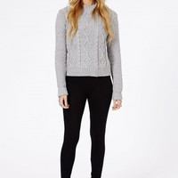 Missguided - Corsa High Waisted Jersey Leggings