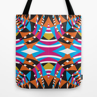 Wild Tote Bag by Ornaart