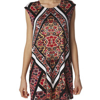 MINKPINK INDIANNA MUSCLE TANK DRESS - MULTI