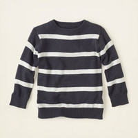 baby boy - sweaters - striped v-neck sweater | Children's Clothing | Kids Clothes | The Children's Place