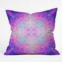 Jacqueline Maldonado Water 1 Outdoor Throw Pillow