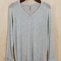 Comfort Please! Sweatshirt, Heather Gray