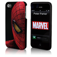 The Amazing Spider-Man iPhone 4 Case - Mask