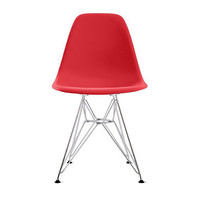 Eames Molded Plastic Side Chair - DSR