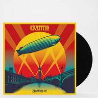 Led Zeppelin - Celebration Day 3XLP - Urban Outfitters