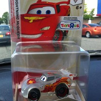 DISNEY INFINITY Crystal Exclusive Figure Lightning McQueen