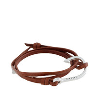 MIANSAI® LEATHER BRACELET