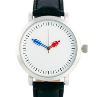 ASOS Watch With People Hands