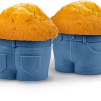 Muffin Tops Baking Cups | Novelty | Gifts | Z Gallerie