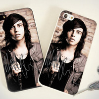 iPhone Case - Iphone 4 Case - iPhone 4s Case - iPhone 5 case - Kellin Quinn Sleeping With Sirens - print on hard plastic
