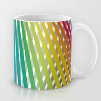 Shapes #31 Mug by Ornaart