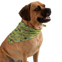 Sharon Turner Pistachio Spice Deer Pet Bandana