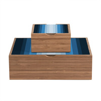 Lisa Argyropoulos Jazzy Blues Storage Box